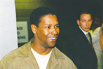 Denzel Washington, Las Vegas