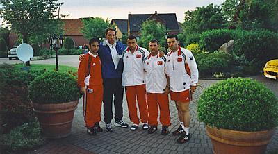 EM 2000, Türkische Nationalmannschaft