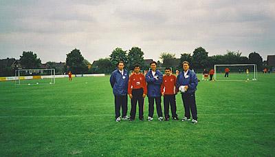 Erdal Keser, EM 2000, Holland