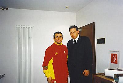 Gheorghe Hagi, Dortmund