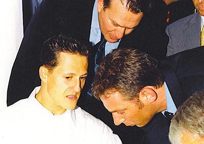 Michael Schumacher, Stuttgart