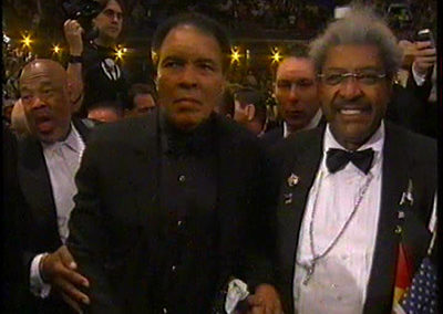 Muhammad Ali & Don King, Berlin