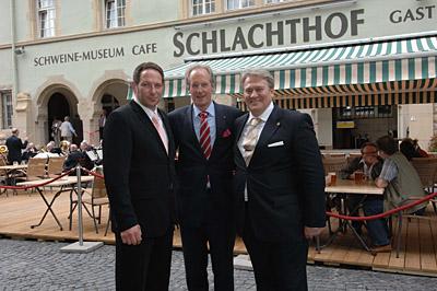 OB Wolfgang Schuster, Stuttgart