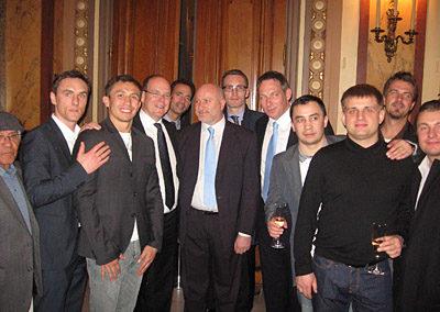 Prinz Albert, Monaco, Team GGG