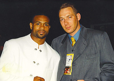 Roy Jones Jr., Las Vegas