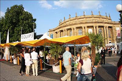 Sommerfest ,Stuttgart