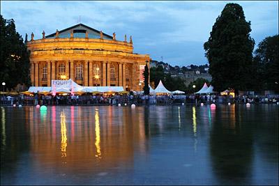 Sommerfest, Stuttgart
