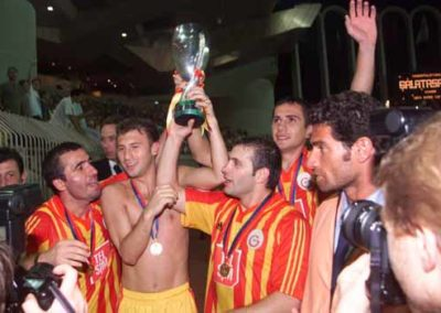 Supercup Galatasaray vs. Real Madrid 2000