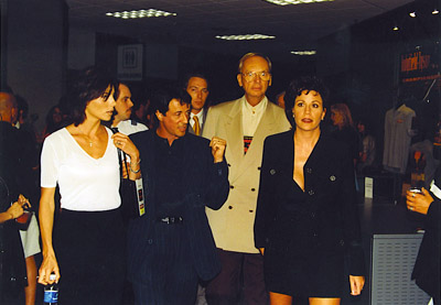 Sylvester Stallone, Las Vegas