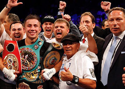 Team GGG, Los Angeles