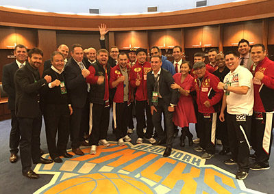 Team GGG, New York