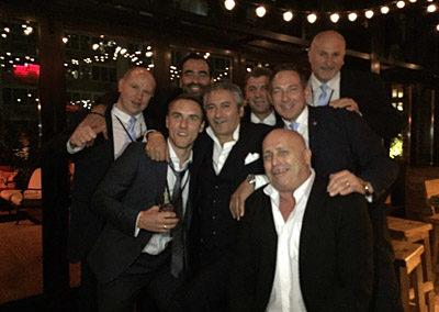 Team GGG und Freunde, New York