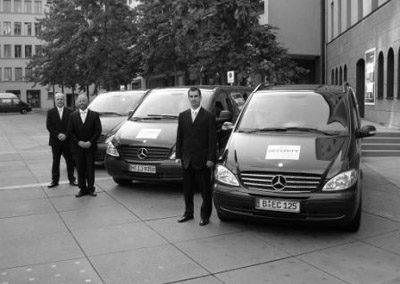 VIP Shuttle Service, Stuttgart
